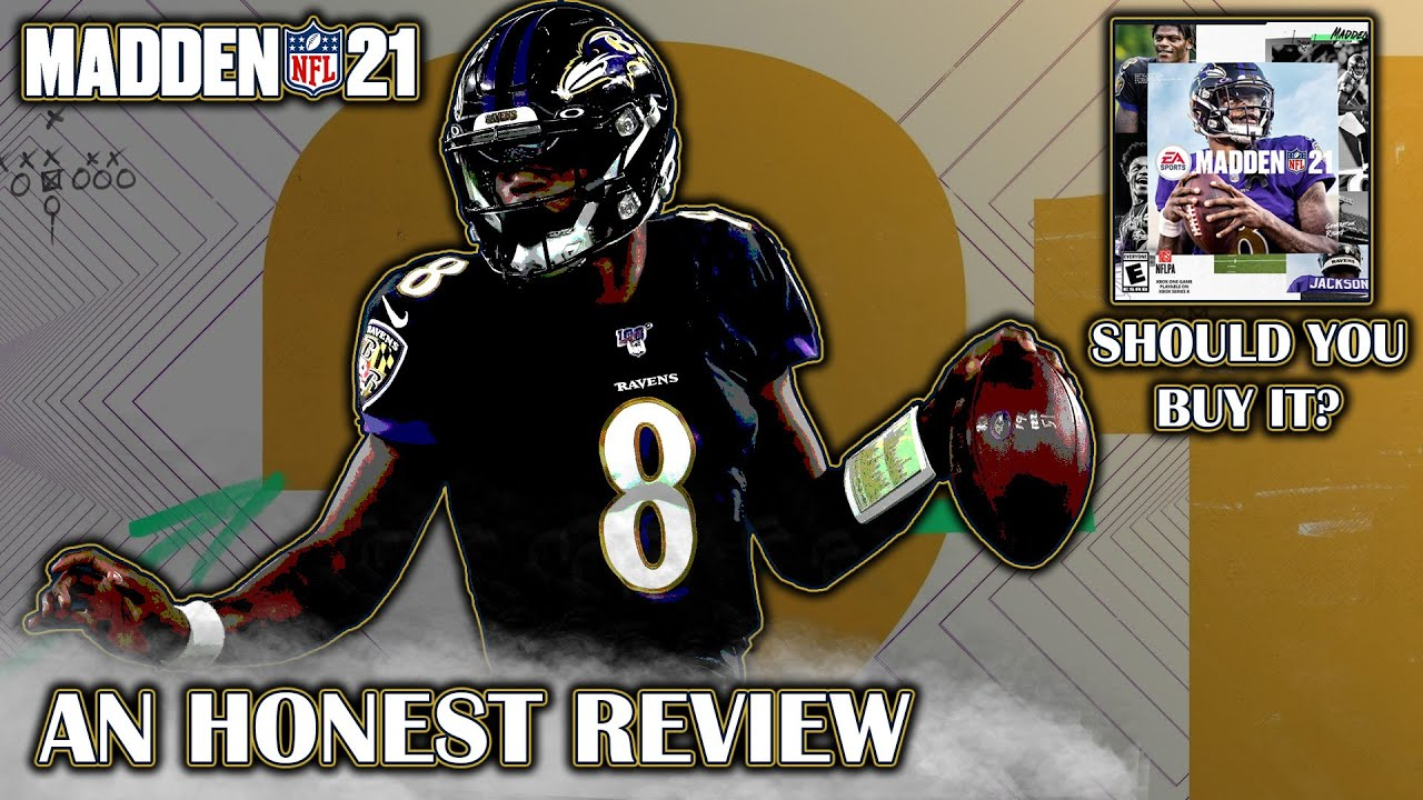 An Honest Review Of Madden 21 | This Is Not Football SImulation