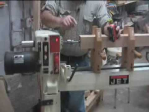 Drill Chuck for a Lathe Presented by Woodcraft