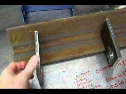 Ford Super Duty Flat Bed Dump Bed Build #5