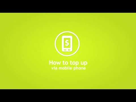 How to top up mobile phone via your Wing account