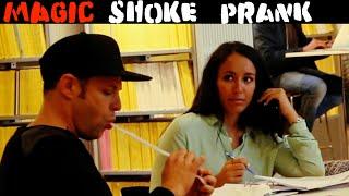 Magic Shoke Prank😱😱 -Julien Magic