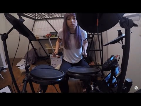 UPTOWN FUNK - MARK RONSON FT BRUNO MARS | MY FIRST DRUM COVER |