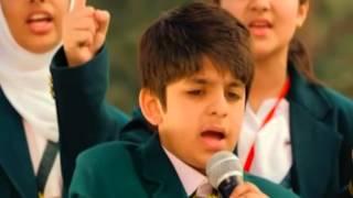 Mujhe Dushman ke Bachon ko Parhana Hai.... NICE SONG FROM PAKISTAN , YOU MUST LISTEN THIS