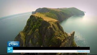#x202b;أكبر وأعمق تجمع للمياه العذبة في العالم#x202c;lrm;