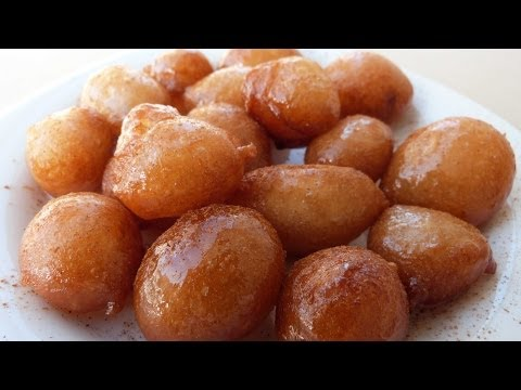 Loukoumades Recipe | Sweet Fried Dough