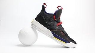 "4cc312ab2cd7 by Kicks Vision · Kicksvision    Air Jordan XXXIII ""Tech Pack""Unbox Video"
