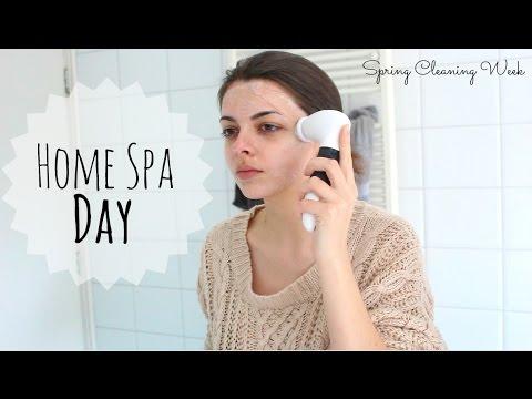 Deep Clean Home Spa | Spring Cleaning Week