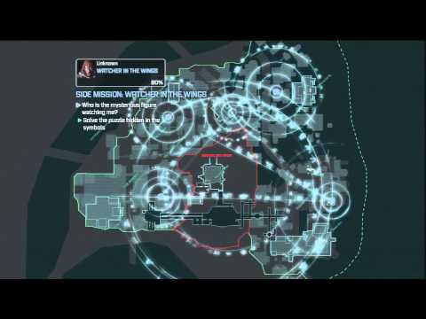 Batman Arkham City Complete Watcher In The Wings Side Mission