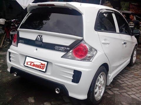 Honda Brio, Rear Bodykit