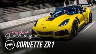 2019 Corvette ZR1 - Jay Leno