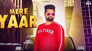 Mere Yaar  (Motion Poster) Preet Harman | Releasing on 21st May | White Hill Music