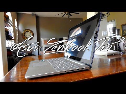 My New Laptop! (Asus Zenbook Pro) #TeamBPI