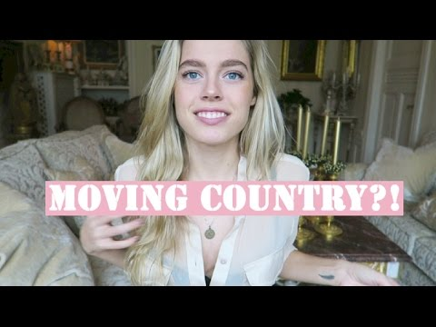 Moving Country & Long Distance Relationship ?! | Cornelia