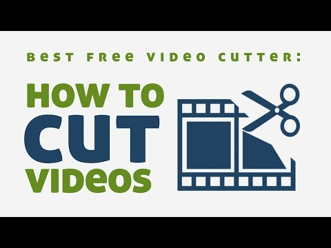 Top 4 Best Free Video Cutters |How to cut videos with Filmora |Tutorial