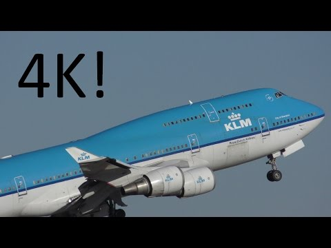 4K (UHD) Planespotting at Houston (IAH)