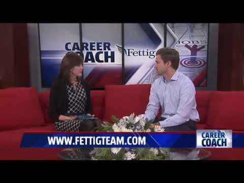 Career Coach on Fox 17 - Managing Holiday Stress