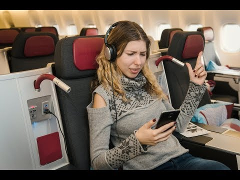 How To Sit In First Class For FREE