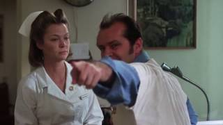 one flew over the cuckoo's nest (1975) (voting scene)