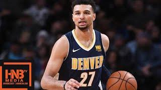Denver Nuggets vs Sacramento Kings 1st Half Highlights / Week 6 / 2017 NBA Season