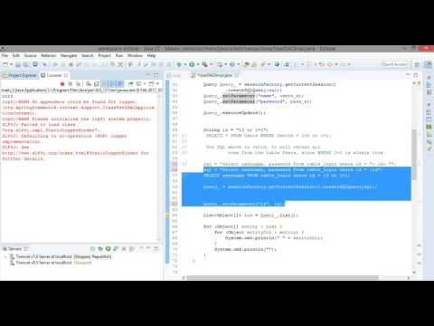 Anti SQL Injection   Hibernate