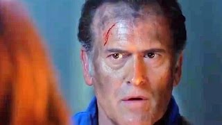 Ash vs. Evil Dead - Season 2 | official FIRST LOOK (2016) Bruce Campbell