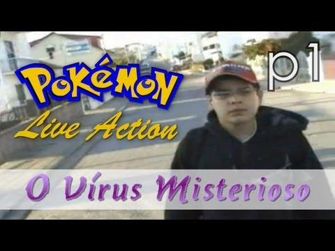 Pokémon Live Action Movie - O Vírus Misterioso Parte 1/6