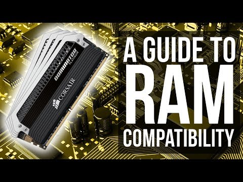How To Know if RAM is Compatible with the rest your system - A Guide To RAM Compatibility