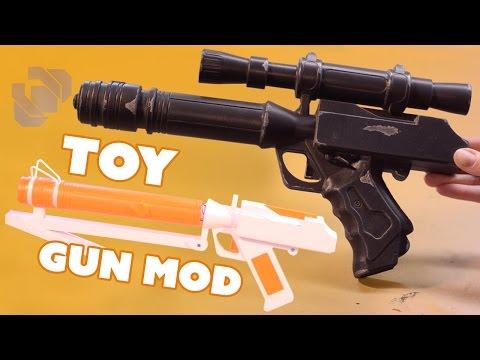 Toy Prop Gun Modification