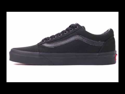 All black sneakers under Rs.2500