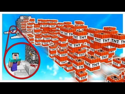 THE ULTIMATE TNT CANNON!   Minecraft TNT WARS