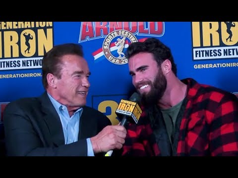 WHAT ARNOLD SCHWARZENEGGER THINKS OF MY ACTING?