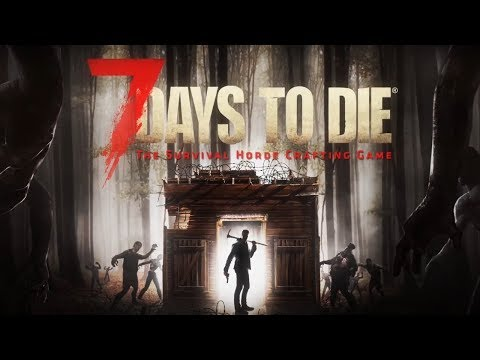CAN WE SURVIVE!?   7 Days to Die   LIVE STREAM! (PC)
