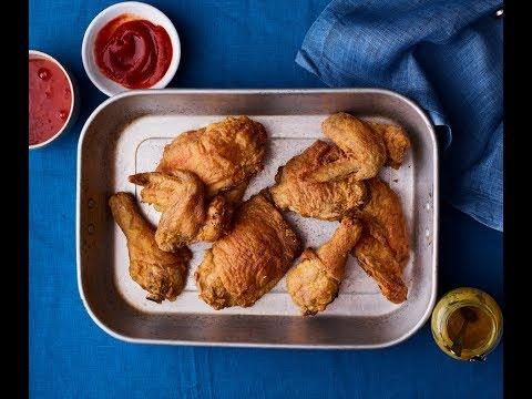 Jamie Geller's Secret Fried Chicken