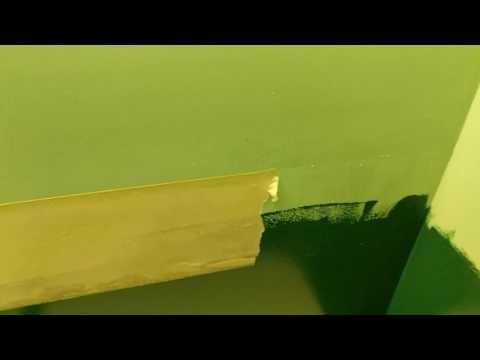 Wallpaper border removal w/vinegar water