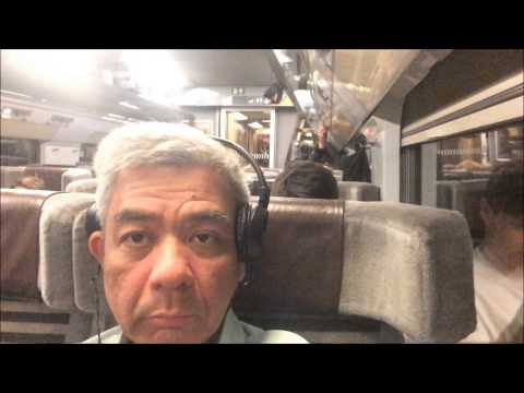 Eurostar from London to Brussels - August 25. 2015