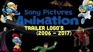 Sony Pictures Animation Trailer Logos 2006 2017