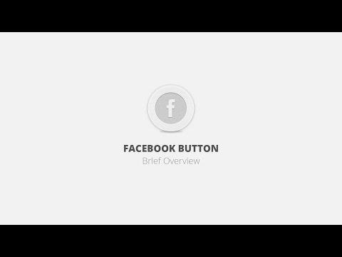 Facebook Button WordPress Plugin - Brief Overview