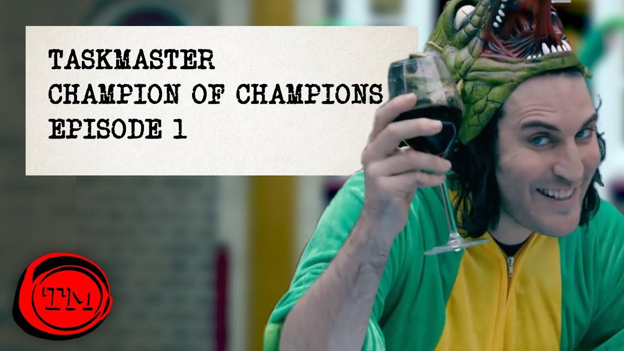 Taskmaster Champion of Champions - Episode 1