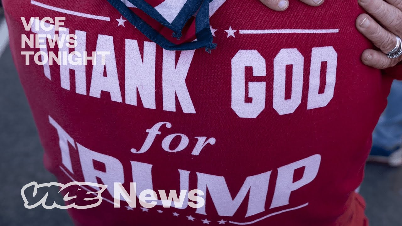 Why So Many QAnon Believers Are Evangelical Christians