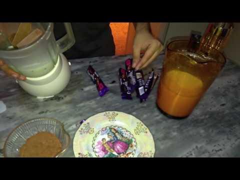 Dairy Milk Chocolate Milk Shake