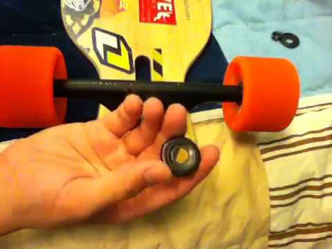 How to Change Longboard Bushings
