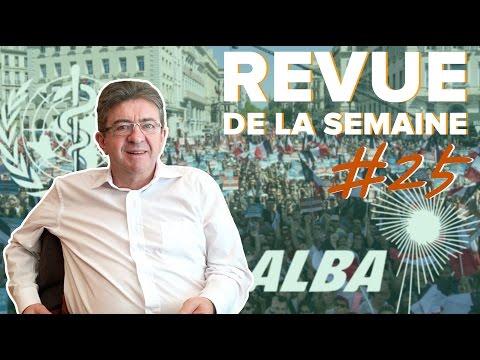 #RDLS25 : MÉDIAS, ALLIANCE BOLIVARIENNE (ALBA), EAU MORTELLE, LILLE, HOLOGRAMMES