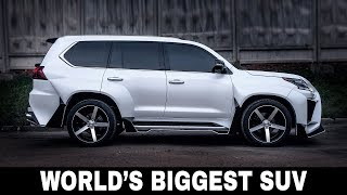 10 Largest SUV Cars with up to 9 Passenger Seats (2018 Buyer