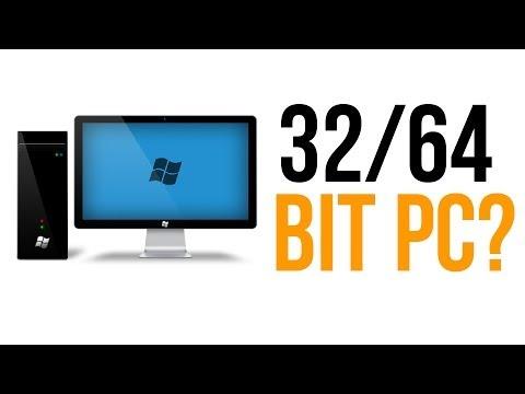 Is my computer 32 or 64 bit? - 60 Second Tutorials