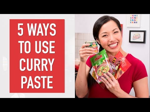 5 Ways to Use Curry Paste (Besides a Curry!) | Thai Cooking