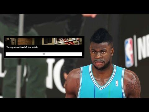NBA 2k15 MyTEAM Gameplay - Buy 1 Rage Quit Get 1 Free