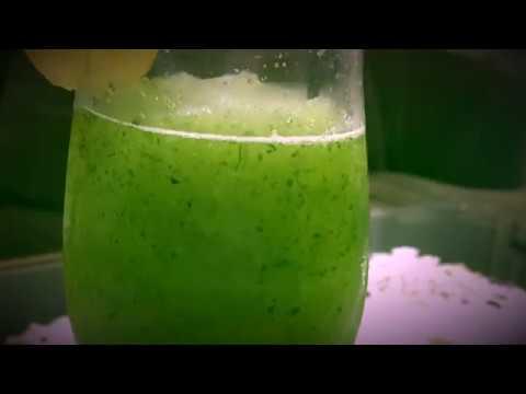 Recipe of mint Margarita|| How to make Mint margarita in Urdu/Hindi ||Podinay ka sharbat