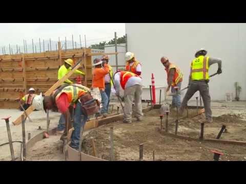 A Career as a Union Cement Mason