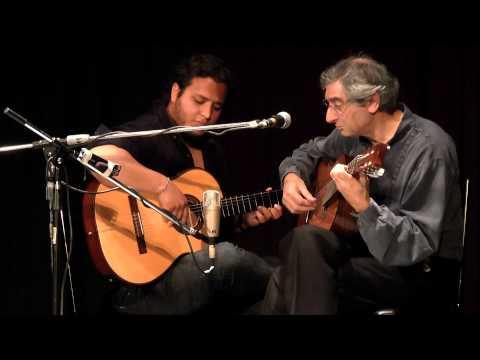 Zamba Para Olvidar - Juan Falú (invitado: Mauricio Martínez)