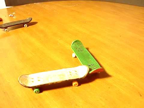 how to color the grip tape on your tech deck